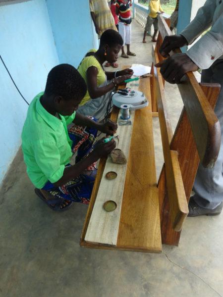 2016 Togo komplet 424
